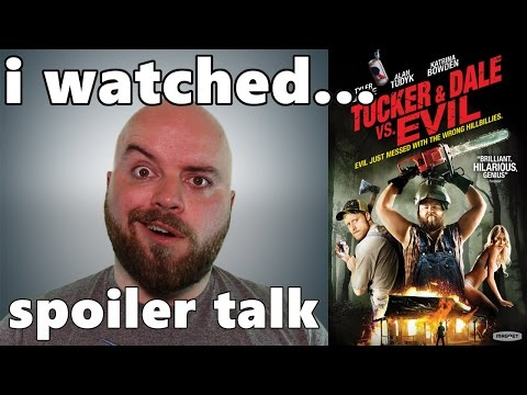 Tucker And Dale Vs Evil - CINEBREW Review