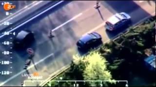 Im Visier von Falke 12 Polizeihubschrauber Dokumentation