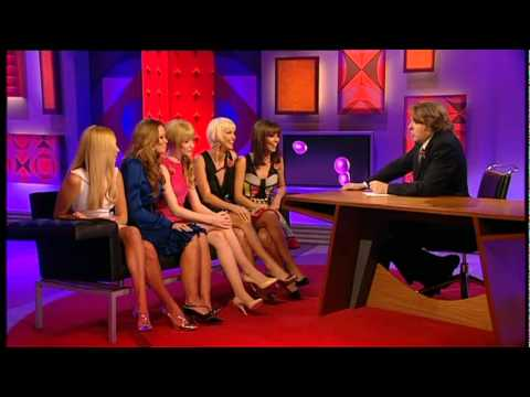 Girls Aloud : Interview (Friday Night With Jonathan Ross 2007)