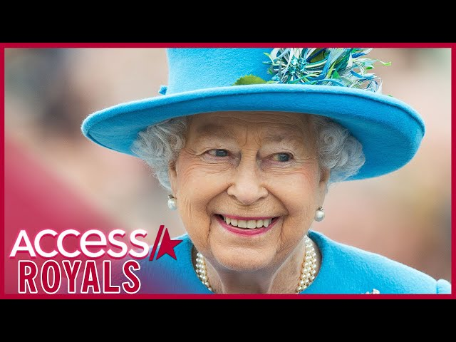 The Queen Shares Her COVID-19 Vaccine Experience