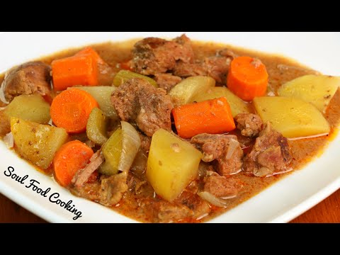 How to make Beef Stew – Slow Cooker Beef Stew Recipe