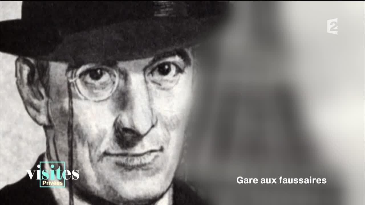 Victor Lustig, l'homme qui a vendu la Tour Eiffel - Reportage - Visites privées