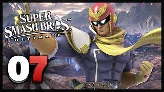 Super Smash Bros Ultimate Part 7 Story Mode World of Light!