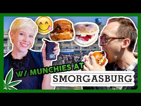 BOUNDLESS CFX Vape REVIEW from LA's SMORGASBURG