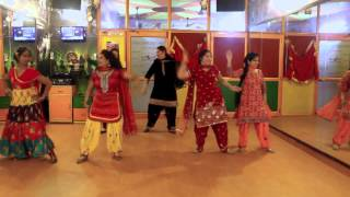 Sunder Mundriye | Lohri | Dance Performance By Step2Step Dance Studio