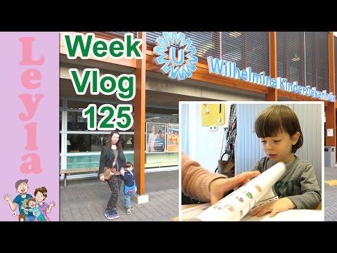 Logopedie Peuter Controle 😲| Wilhelmina Kinder Ziekenhuis – Familie Vloggers / MamaVlogs 125