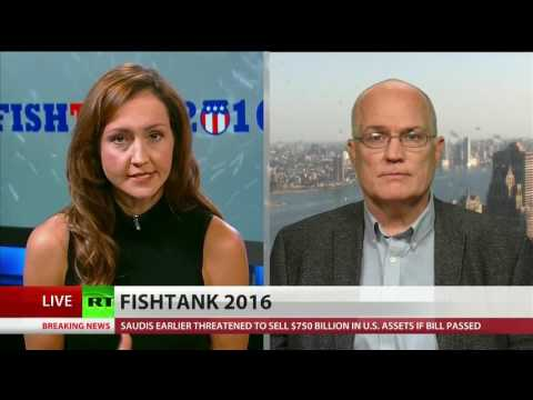 'These debates are a farce!' – Jill Stein campaign manager in FishTank