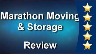Marathon Moving Co. CantonSuperbFive Star Review by Rebecca Scott