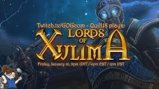 GOG Livestream: Lords of Xulima #2