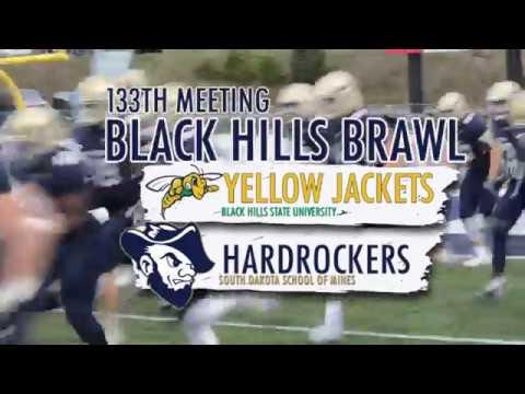 Hardrocker Football Highlights Vs. Black Hills State