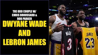 Chris Broussard & Rob Parker: LeBron James and Dwyane Wade Play Their Last Game Against Each Other