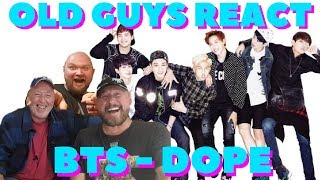 OLD GUYS REACT TO BTS DOPE (THEY'RE FROM THE SOUTH)