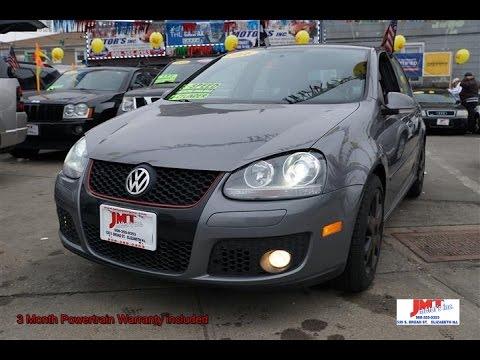 2008 Volkswagen GTI 4 Door 6 Speed Hatchback