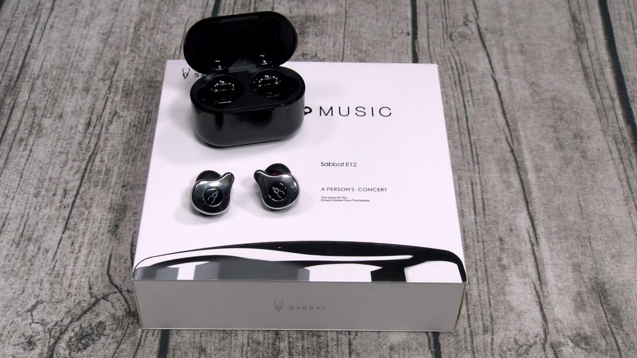 Sabbat E12 Truly Wireless Earbuds - Are They Really That Good