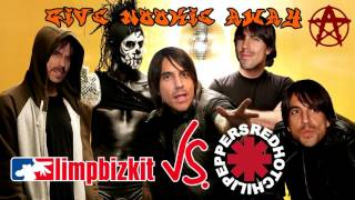 MASHUP - Give Nookie Away (Limp Bizkit vs. Red Hot Chili Peppers)
