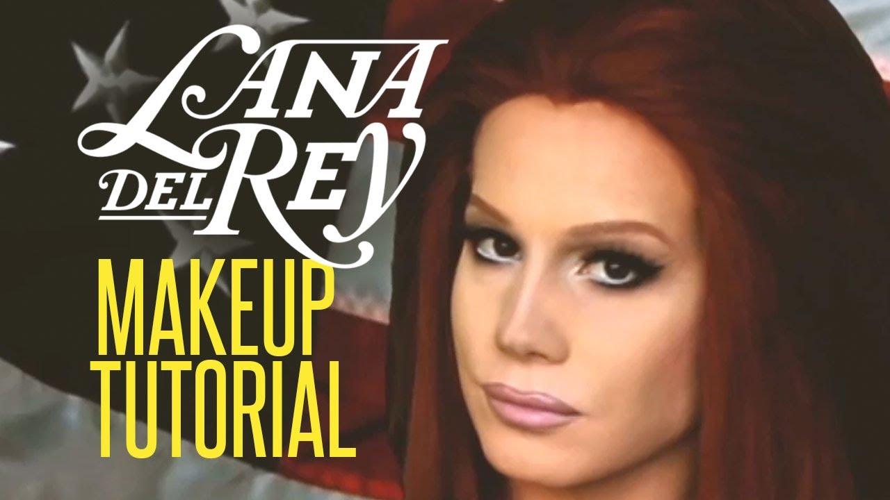 Lana del rey drag queen makeup tutorial youtube lana del rey drag queen makeup tutorial baditri Images