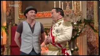 michael bully herbig bei wir sind kaiser - advent 2013