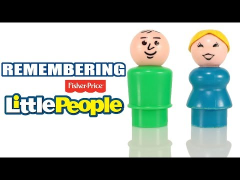Remembering Fisher Price Little People | Toysplosion