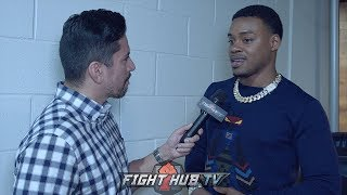 """ERROL SPENCE """"I'LL MOVE UP TWO WEIGHT CLASSES FOR CANELO FIGHT; I THINK HE BEATS GGG!"""""""