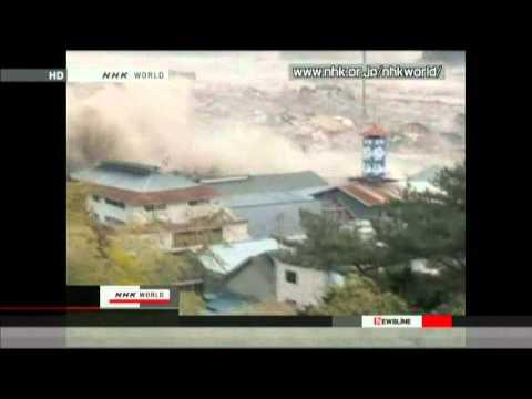 Tsunami Japan -
