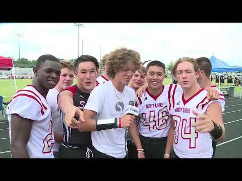 South Laurel Football 7v7