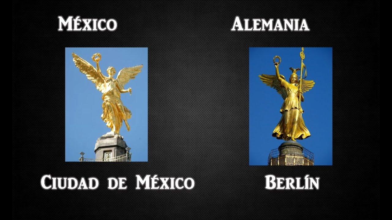 6ea90d31c73e ♢ HD Ciudad de México vs Berlín ♥ México - Alemania ♥ - YouTube