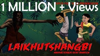 Laikhutshangbi (Long handed Demoness)