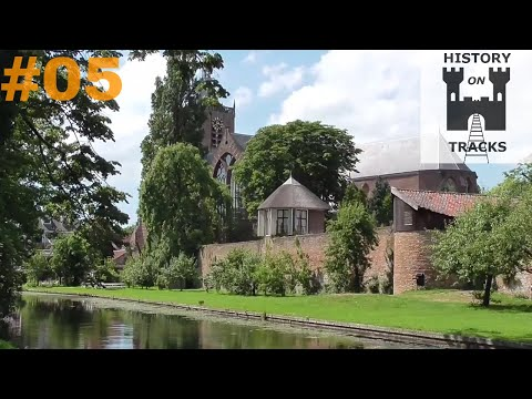 IJsselstein to Vianen, small medieval towns | The Netherlands #5