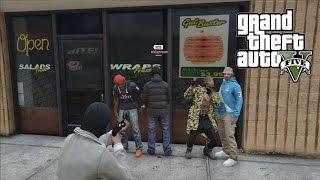 GTA 5 Trap Life In Da Hood 31 [HD]