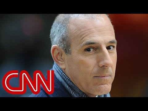 NBC News fires Matt Lauer after inappropriate sexual behavior complaint