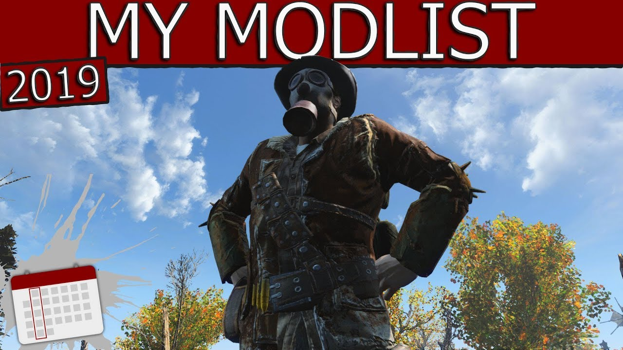 Best Fallout 4 Mods 2020.My Modlist 2019 Fallout 4 Mods August 2019