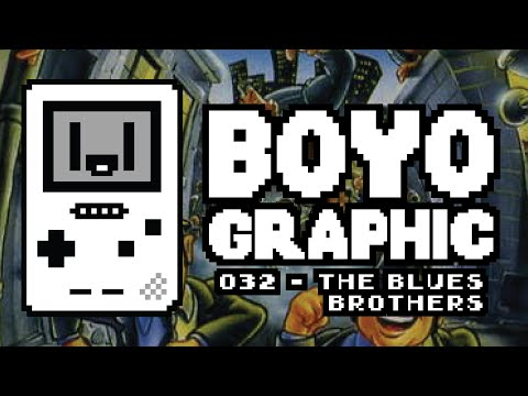 Boyographic - The Blues Brothers Review