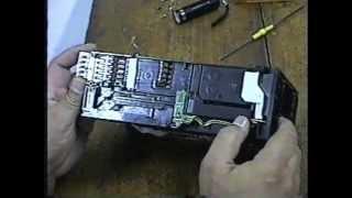 Como consertar Som Philips de 5 CDs. Ponto da mecânica, montagem passo-a-passo!