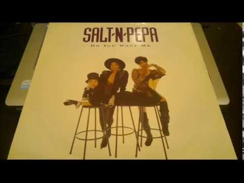 SALT N PEPA (DO YOU WANT ME) REMIX EXTENDED VERSION