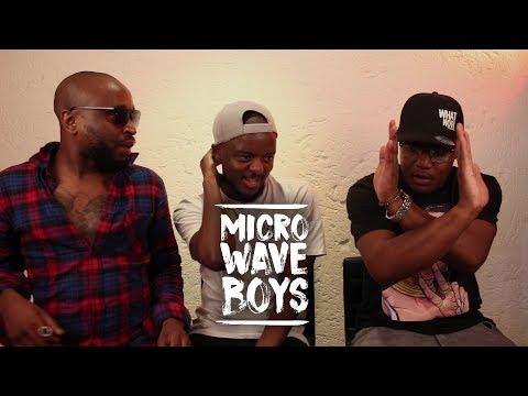 MicroWave Boys EP48: #finepeopleofsouthafrica, Stephen Hawking, Nico is back, Sipho look alike