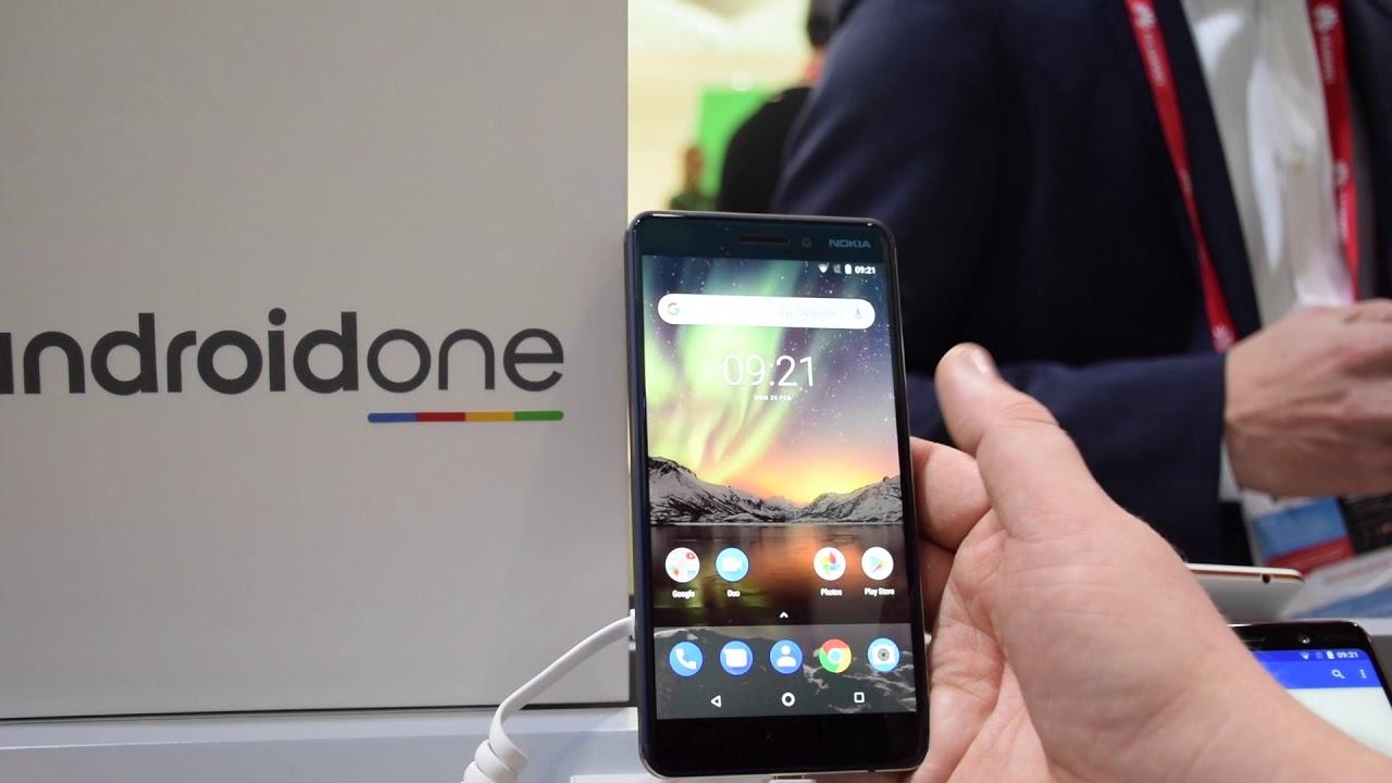 Risultati immagini per android one nokia