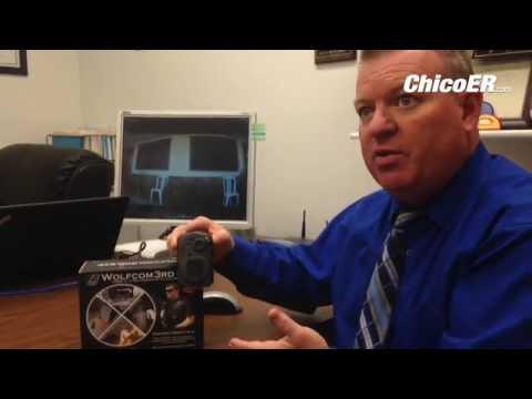 #Glenn County Undersheriff Rich Warren talks about their new body cameras Thursday.