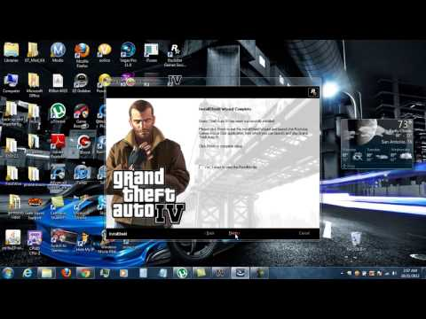 How To Get And Install Grand Theft Auto Iv On Your Pc For Free