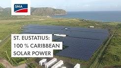St. Eustatius: 100 Percent Caribbean Solar Power