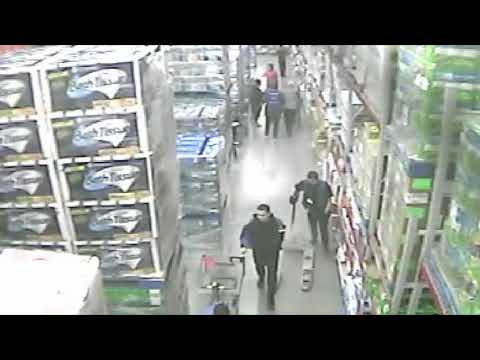 Surveillance video shows Sam's Club explosion in Ontario