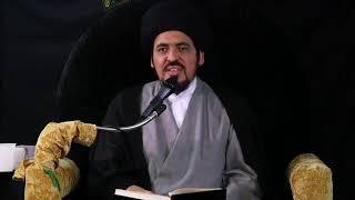 أميرالمؤمنين عليه السلام هو دابة الأرض التي سوف تكلم الناس في زمن الظهور - السيد منير الخباز