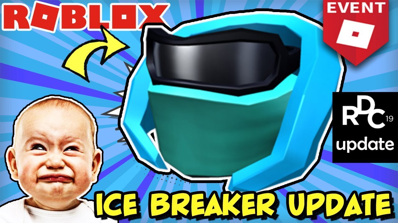 [EVENT] Ice Breaker Commando and RDC 2019 Update - Roblox Developers  Conference