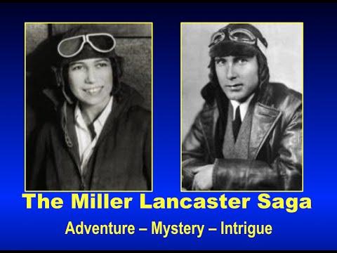 Miller Lancaster Saga