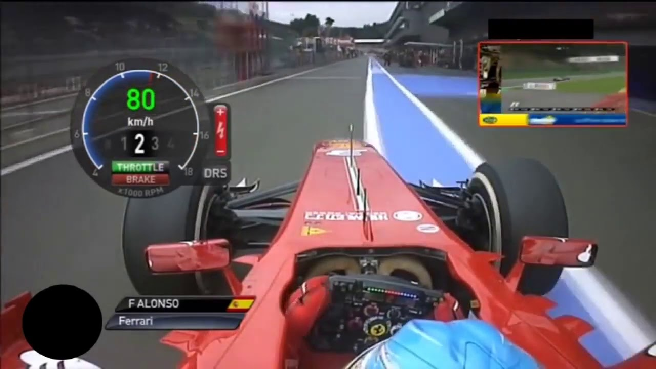 Insane speed Formula 1 and Top speed record 370km/h - YouTube