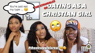 STRUGGLES OF CHRISTIAN DATING