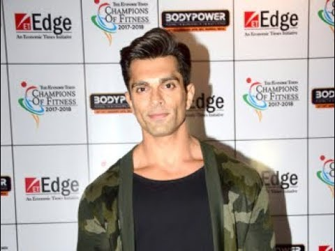 Karan Singh Grover At The Launch Of Body Power EXPO 2018 | Fitness | Entertainment Nexus