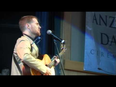 Sapper's Lullaby - Fred Smith and Sheldon College Chorale ANZAC Day 2014