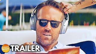 HITMAN'S WIFE'S BODYGUARD (2021) NEW Trailer | Ryan Reynolds Action Movie