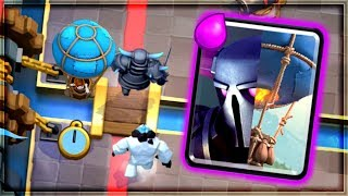 Clash Royale - PEKKA BALLOON! Ridiculous Combo Deck