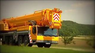LTM 1400 VINÇ Liebherr LTM 1400 crane presentation. رافعة العرض LIBHERR LTM 1400(, 2013-04-05T10:11:23.000Z)